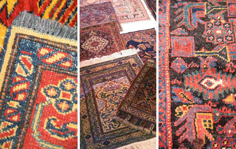 BUYING RUGS. (WHAT TO LOOK FOR.)