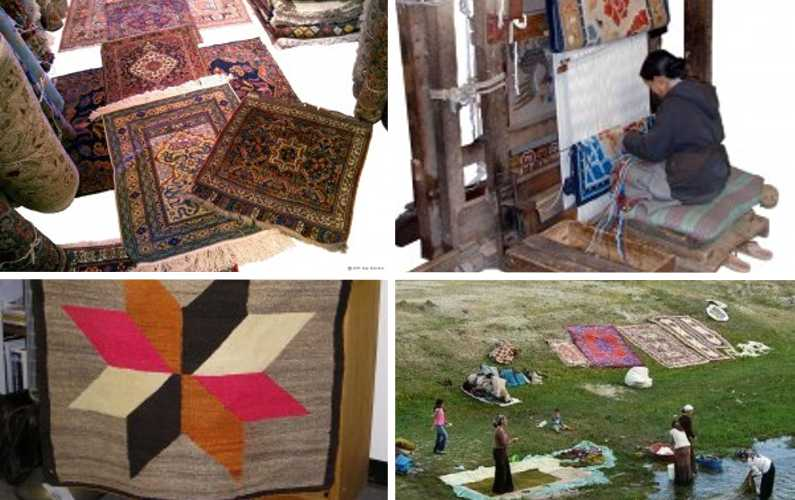 EVERY RUG HAS A STORY. WHAT'S YOURS?